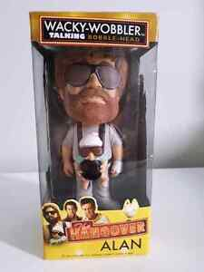 The Hangover Alan with Baby Talking Wacky Wobbler Bobblehead