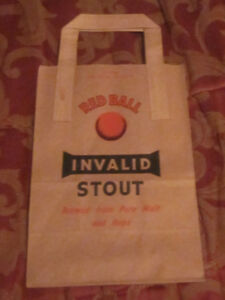 Red Ball Brewery Shopping Bag