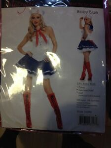 ship girl costume