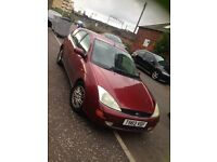 Ford Focus £400 Ono will also accept offers