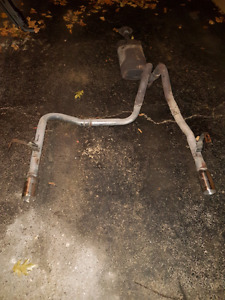 Jeep Dual Exhaust