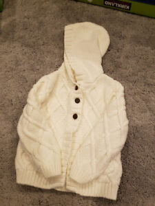 18-24 month and 2T hoodies - great for spring
