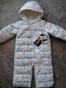 BRAND NEW BUNTING 2-IN-1; SIZE 9 M