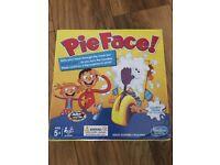 Pie Face Boardgame