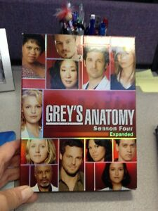 Grey's Anatomy Season Four