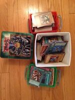 TONS of yugioh cards