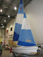 FOR SALE 2010 CL16 SAIL BOAT - AS NEW CONDITION