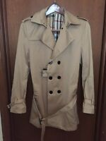 Real Burberry Trench