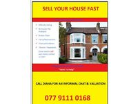 WE WILL BUY YOUR HOUSE FOR CASH QUICKLY