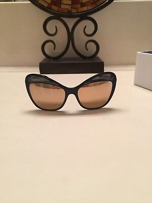 CHANEL MIRROR CAT EYE SUNGLASSES NEW IN STORES