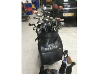 Giant Display Golf Bag
