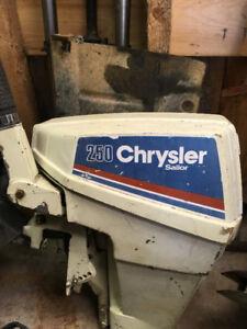 chrysler 10 hp long shaft