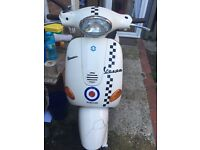 Vespa et2 spares and parts