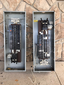 Sylvania / Commander Bolt On Panel Breakers