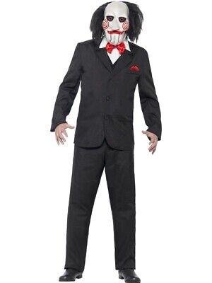 Jigsaw Saw Kostüm Herren Lizenzkostüm - Jigsaw Herren Kostüm