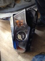 Phare edge 2011-2014 headlamp