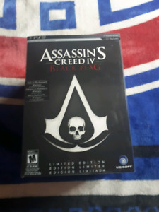 ASSASSINS CREED LIMITED EDITION BRAND NEW
