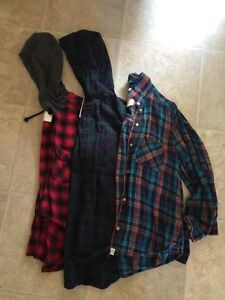 Assorted flannel
