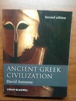 Ancient Greek Civilization by David Sansone