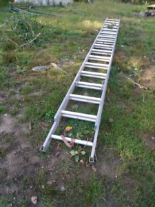 40 Foot commercial ladder