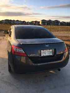 2010 Honda Civic Coupe (2 door) Moose Jaw Regina Area image 2