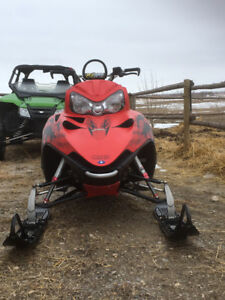 2010 Polaris Dragon 800