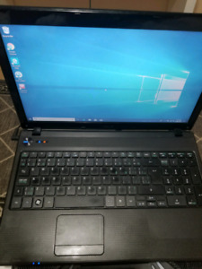 Acer dual core laptop with office 2016