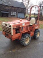 2004 ditch witch model 350sx