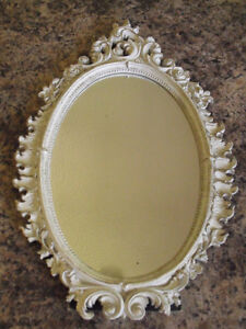 Vintage Durwood Mirror for wall or tabletop