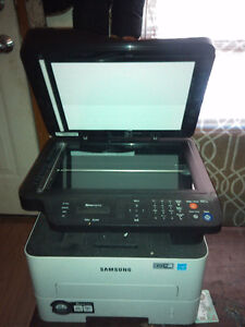 Samsung 4 in 1 printer,scanner,fax& photocopy