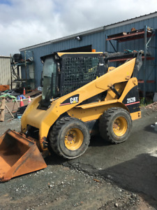 2007 Cat 252B Skid Steer