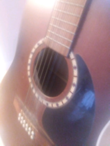 Art & Lutherie 12 string guitar