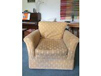M &S arm chair