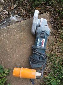 Bosch grinder 110V ( used)