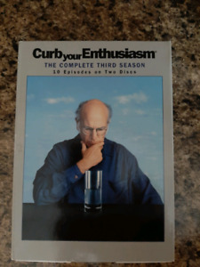 Curb Your Enthusiasm Seasons 2 and 3