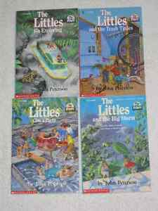 THE LITTLES - CHAPTERBOOKS - ONLY A FEW LEFT - CHECK IT OUT!