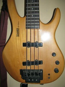 Hohner Professional IV Bass