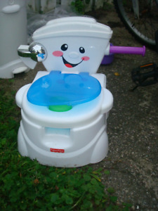 Fisher Price For Me Potty