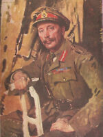 Major General Sir David Watson - WW1
