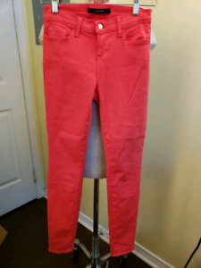 New unworn J Brand and 7 Mankind Jeans 26, 27