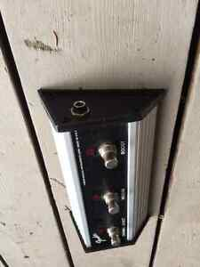 Fender Guitar Channel Select Foot Switch Cambridge Kitchener Area image 2