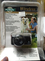 Brand New PetSafe Wireless Collar for Invisible Fence