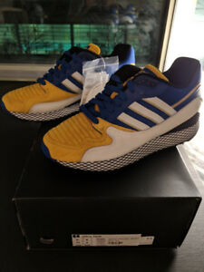 Dragon Ball Z x Adidas Ultra Tech Vegeta - SIZES 9 & 8.5