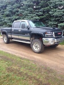 2005 GMC 2500 HD Duramax 6.6