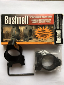 Bushnell Scope Rings