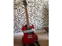 Epiphone SG electric guitar limited edition