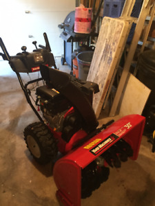 MTD 30 In SnowBlower 1 Year Old