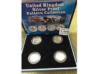 1 pound coin set