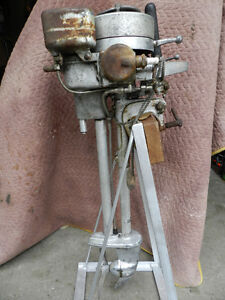 EVINRUDE 1938 2.8 HANIDTWIN OUTBOARD MOTOR