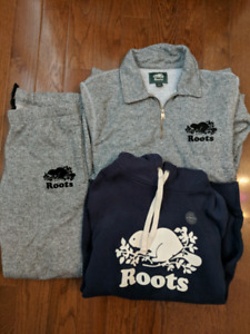 Roots - Men's Sweatpants and Sweaters